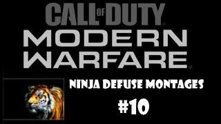 Call of Duty Modern Warfare Ninja Montage 10 ( Funny moment, rage, troll and Ninja)