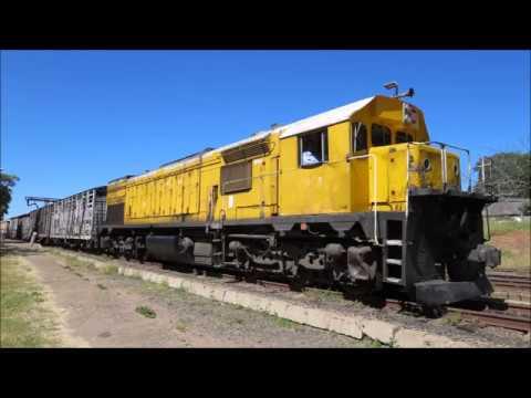 The Girls on the Train - From Bulawayo to Victoria Falls, Zimbabwe