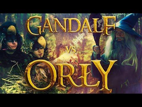 Wielkie Konflikty - odc. 16 'Gandalf vs Orły'