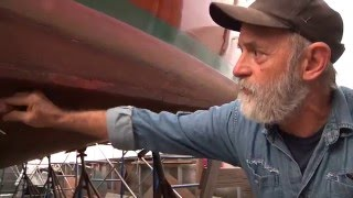 40' Wooden Lobster Yacht Survey with Shipwright Louis Sauzedde (Part 2)