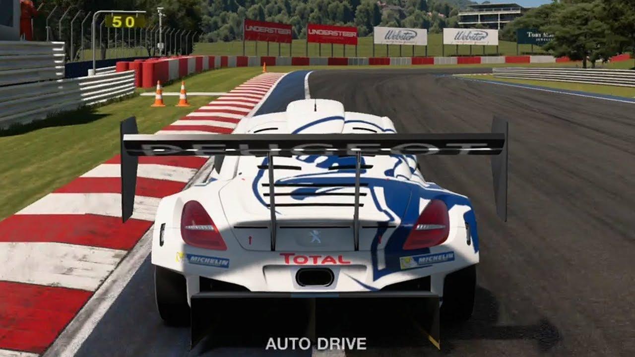 gran turismo sport peugeot rcz gr b rally car test drive gameplay ps4 hd 1080p60fps. Black Bedroom Furniture Sets. Home Design Ideas