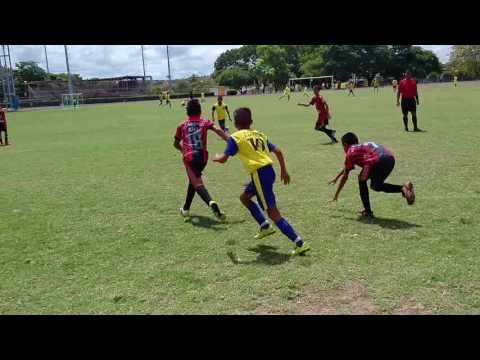 PAJARO VERA 0-1 AIFI C - 1er. Tiempo (4tos.Final) (Sub-12-2005) 29-10-2016
