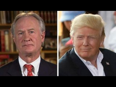 Lincoln Chafee: Let Trump govern