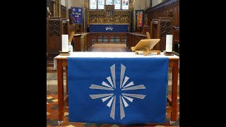 Tring Team Parish - 8AM 21st February 2021 BCP First Sunday in Lent