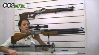Carabina Ar Comprimido Sumatra Under Lever 5.5mm