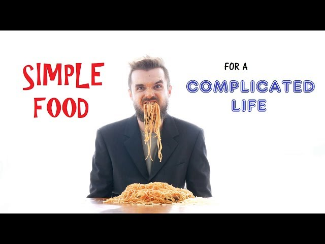 Simple Food for a complicated life - Adam Cooks Everything