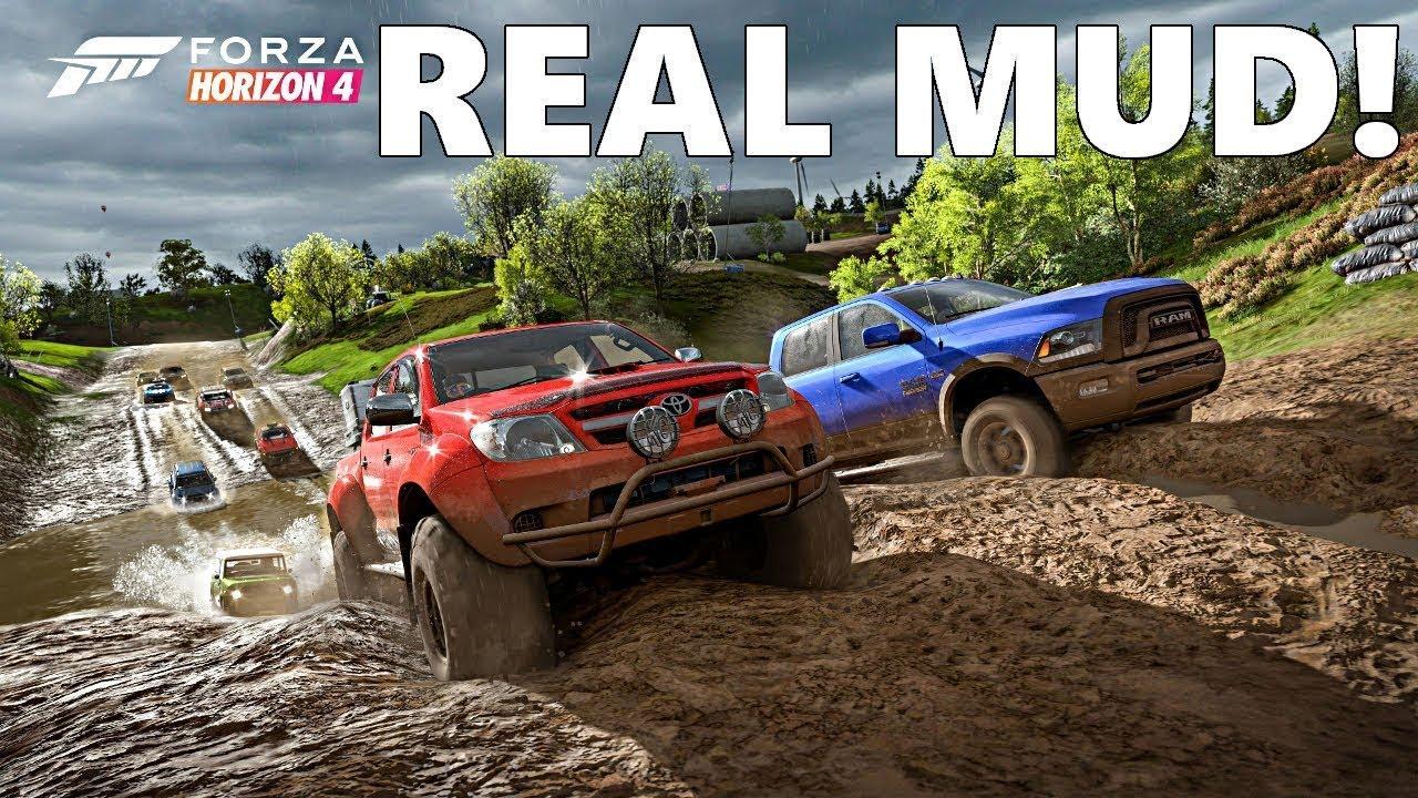 Forza Horizon 4 Dodge RAM 1500 Rebel TRX / Bentley Bentayga / Volvo Iron Knight Gameplay