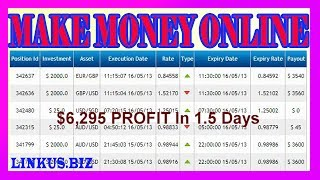 How To Make Money Online Fast From Home 2017 - Best Way To Make Money $1,000 Per Day