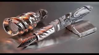 """Custom Pen """"Tornado"""""""