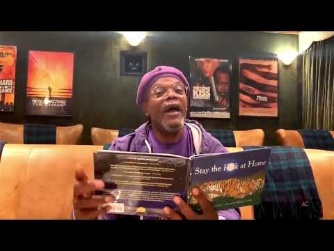 "Samuel L. Jackson - ""Stay The F*ck At Home"" ( Uncensored )"