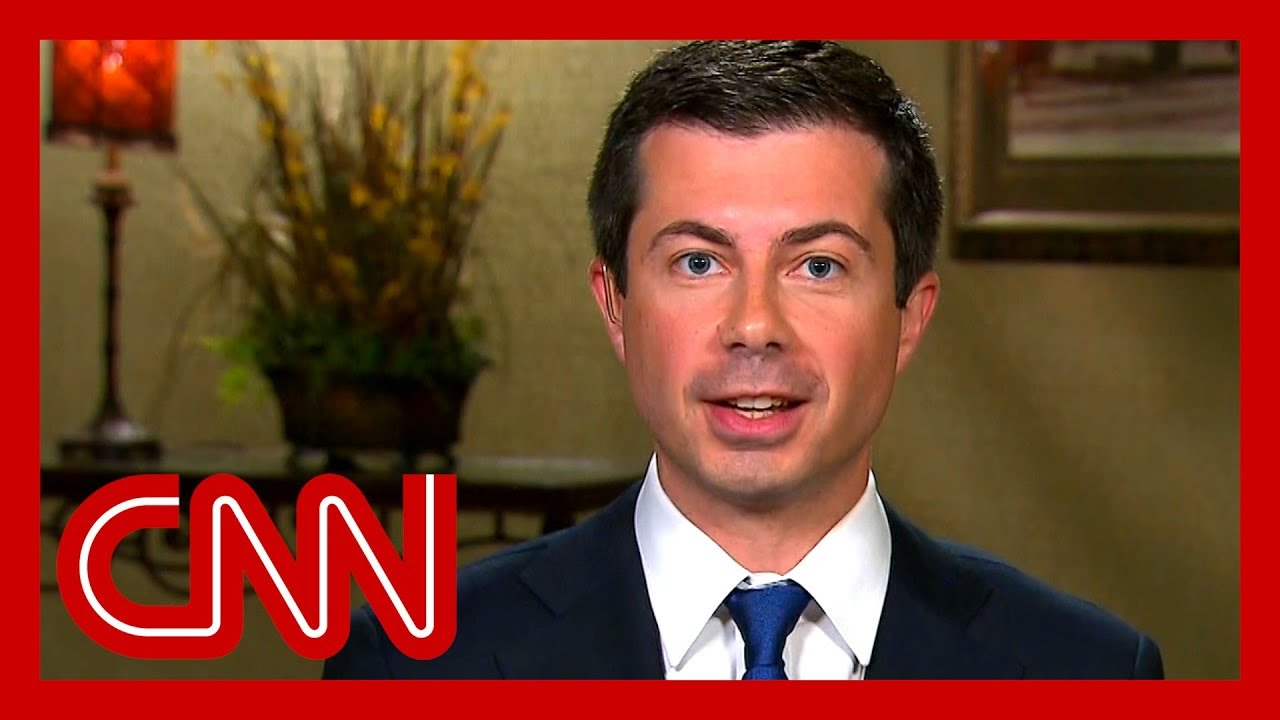 CNN:Buttigieg calls Trump's China tariffs 'a fool's errand'