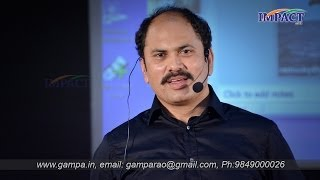 Non verbal communications class by Ram Jaladurgam at  IMPACT2014