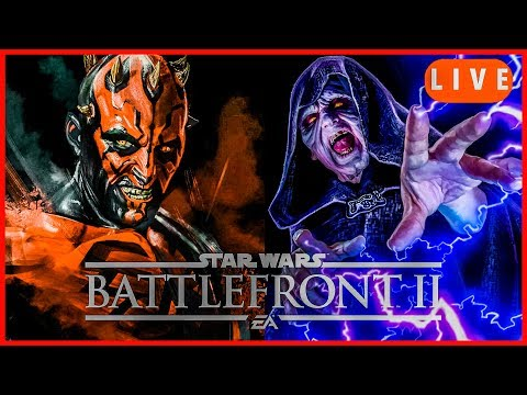 STAR WARS BATTLEFRONT 2 - JUICY KILLSTREAKS - LIVE - PS4 PRO - ROAD TO 300 SUBS