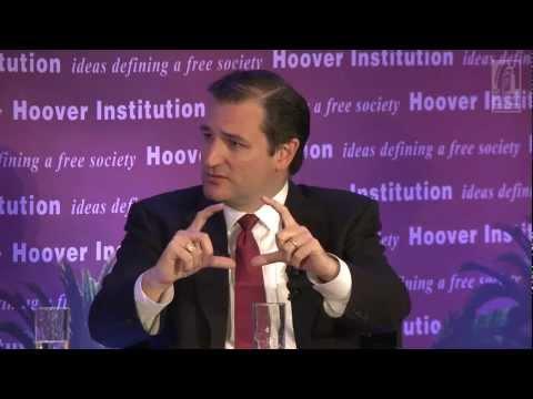 Uncommon Knowledge with US senator Ted Cruz (R-Tex.)