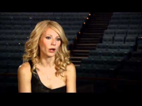 Interview with Gwyneth Paltrow for Country Strong - YouTube