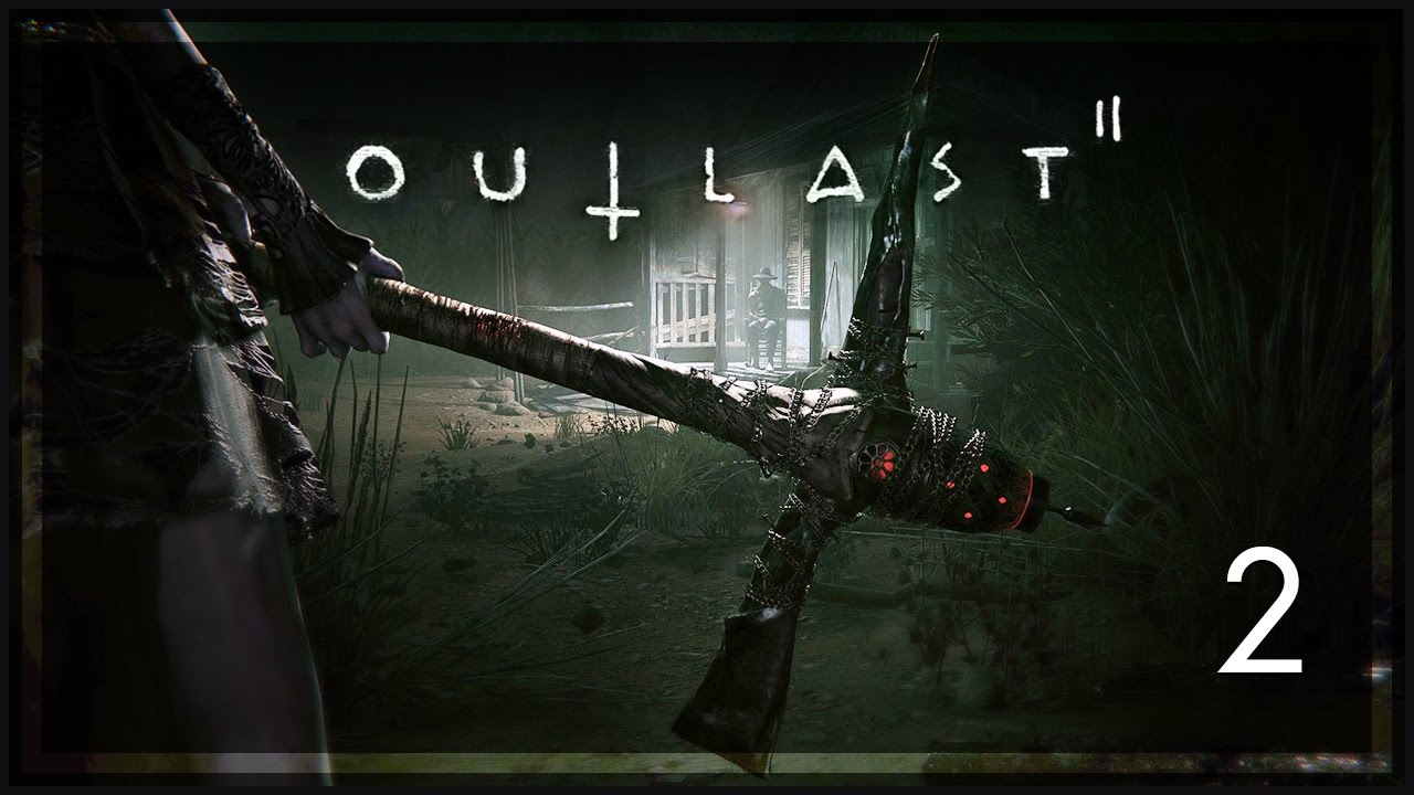 Outlast 2 Gameplay Part 2 Pregnant Wife Outlast 2