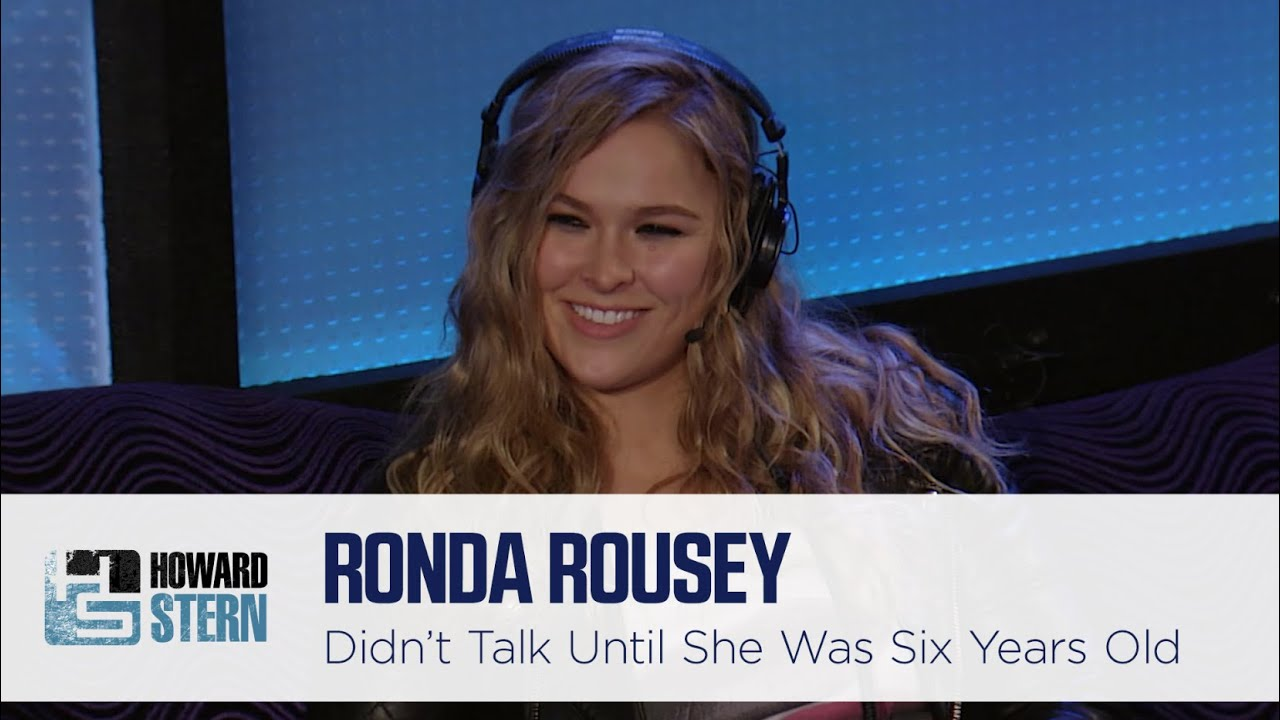 Ronda Rousey on Judo Training, Olympic Dreams, and MMA Success (2015)