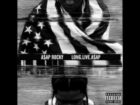 1 Train - A$AP Rocky (Cleaned)