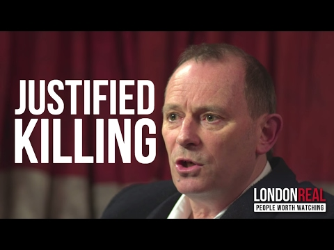 I SHOT A BLACK MAN BECAUSE HE KILLED A BLACK WOMAN | Tony Long on institutional racism | London Real