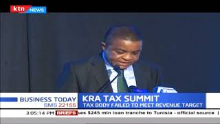 Kenya revenue authority summit