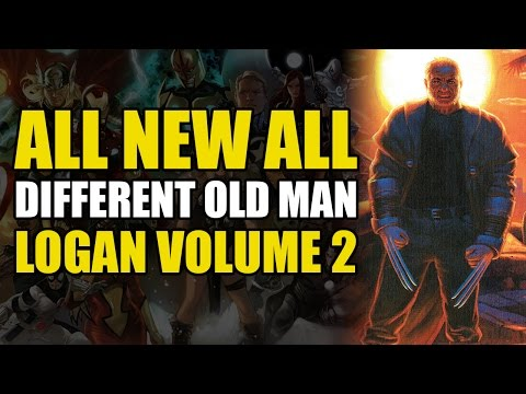 The Wrath of Old Man Logan (ANAD Old Man Logan Vol 2: Bordertown)
