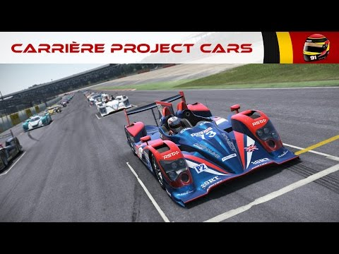 Project CARS - Carrière #44: La dure loi des 24 heures du Mans! [FR ᴴᴰ]
