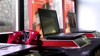 Презентация новых ноутбуков MSI - Игромания - Железный Цех