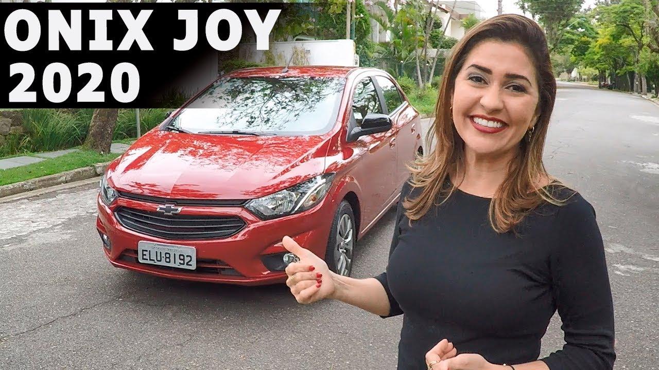 Novo Onix Joy 2020 Chevrolet Atualiza Visual Da Versao De Entrada Youtube