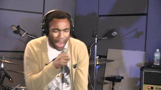 Childish Gambino - Bonfire (Last.fm Sessions)