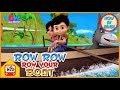 Row Row Row Your Boat in Hindi | Popular Nursery rhymes for Kids | Wow Kidz Rhymes