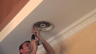 видео Встраиваемая акустика/акустическая система в квартире