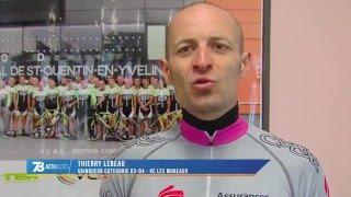 Cyclisme : Montigny-le-Bretonneux a son grand prix