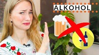 WARUM ICH KEINEN ALKOHOL MEHR TRINKE | #unterdiehaut | Alex