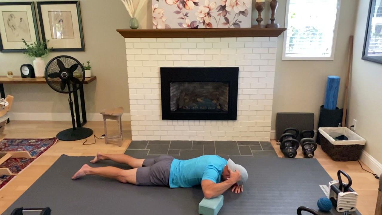 How to Fix a Shoulder Tweak