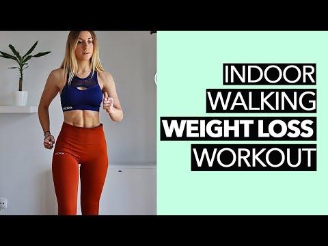 Indoor Walking Workout (15 Minutes)