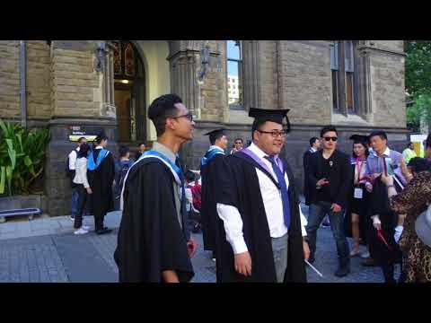 RMIT Graduation - Melbourne 13 Dec 2017