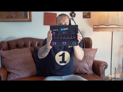 BluGuitar unveils a pedalboard amp for metal guitarists | MusicRadar