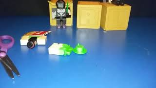 Unboxing Series 2 Roblox Toys