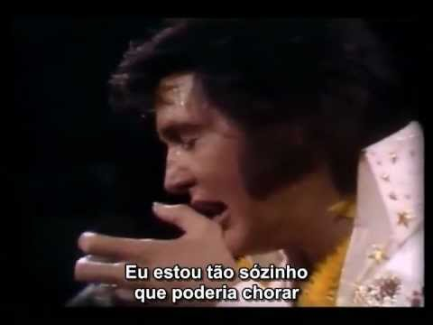 "Elvis Presley ""I'm so lonesome I could cry"" (com legendas)"