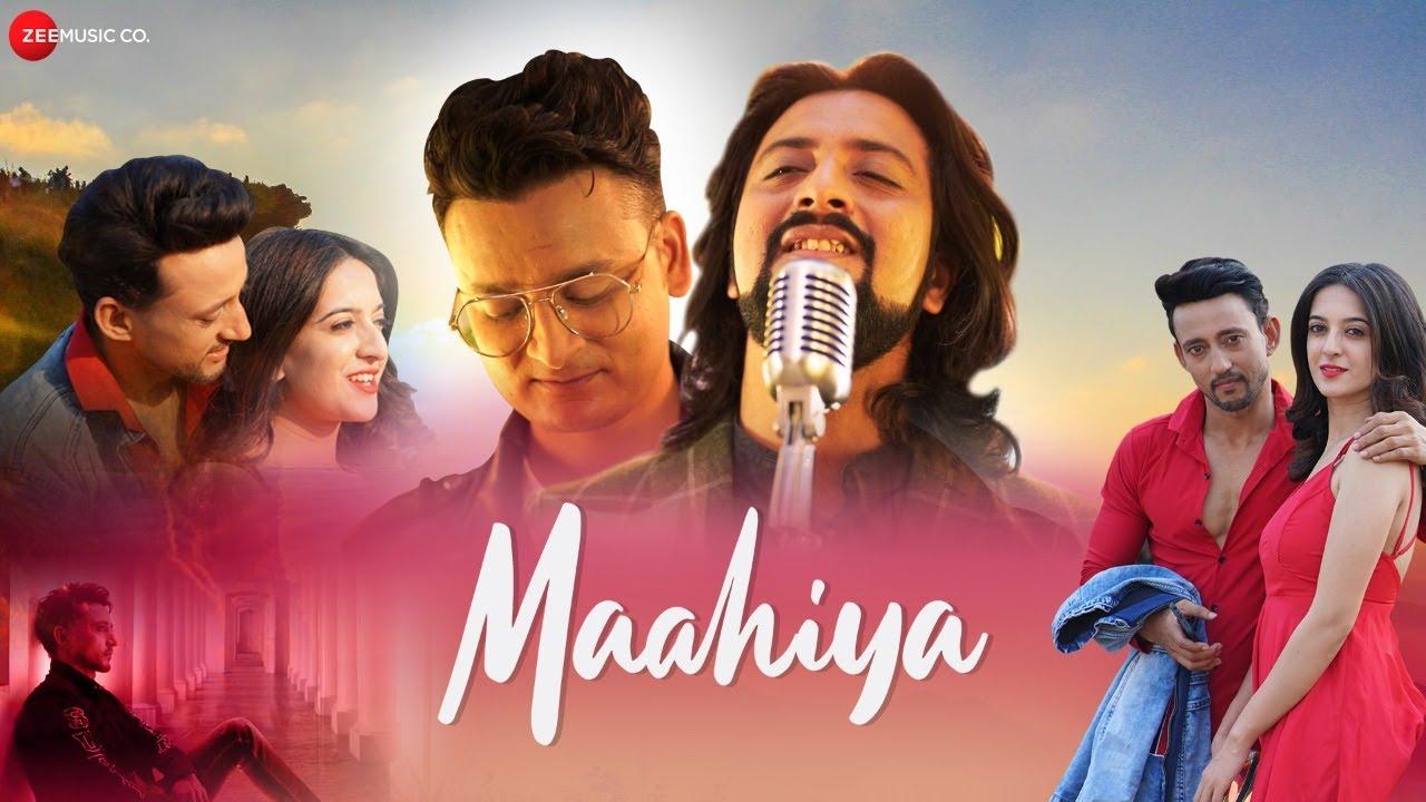 Maahiya - Official Music Video   Pulkit Rajvanshi & Aashish Garg