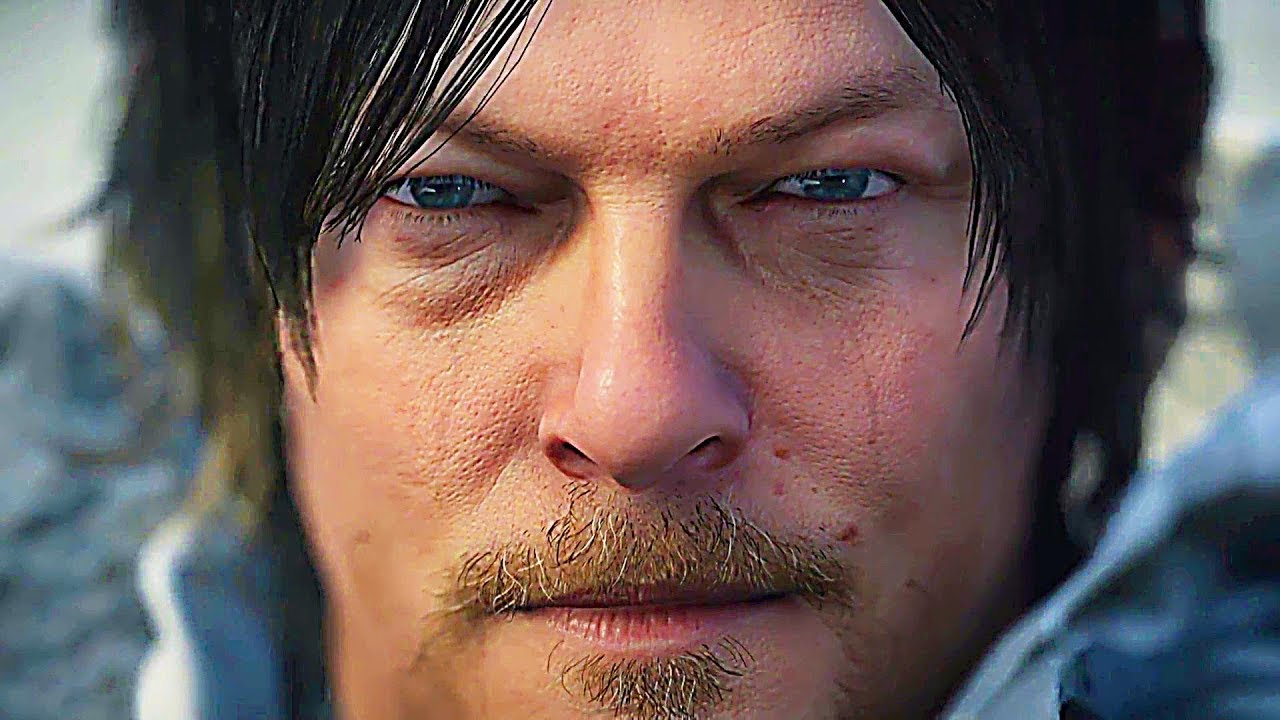 death stranding nouvelle bande annonce 2018 kojima ps4 youtube. Black Bedroom Furniture Sets. Home Design Ideas