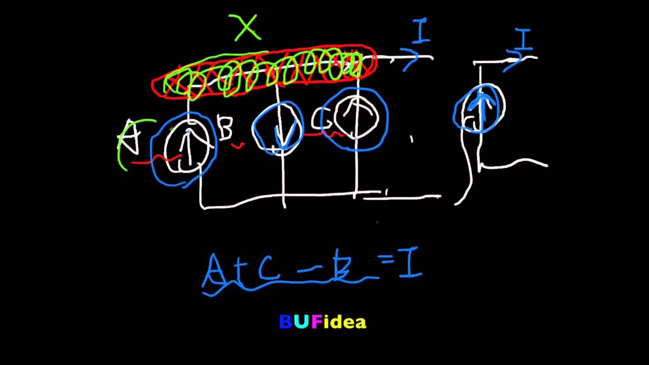 電路學26:電流源直接並聯的處理方法 (ZC026) - YouTube