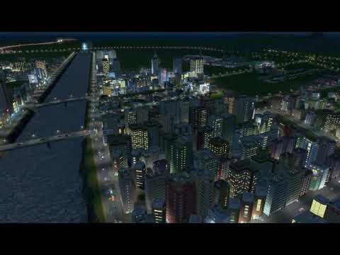 Cities Skylines Grid Bay |