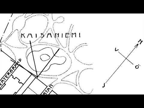 Signe Brander's Maps of Helsinki