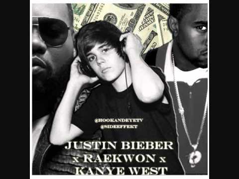 Justin Bieber Ft. Raekwon & Kanye West Remix