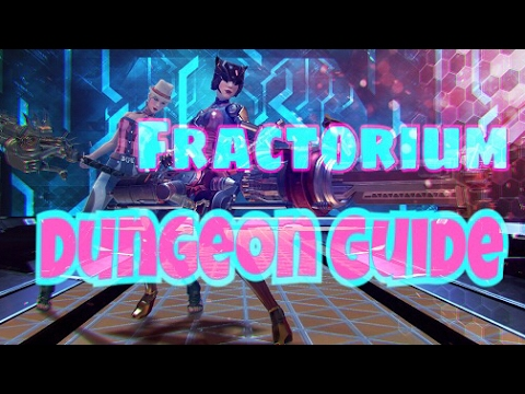 Skyforge PS4 - Factorium Dungeon/Instance Guide
