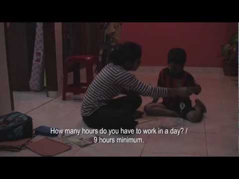 Indonesia: Dreams of child domestic workers (Mimpi PRTA)