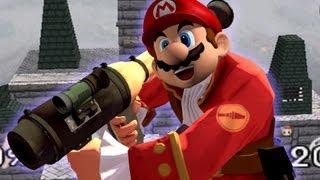 TF2: Smash Bros Airshot Arena