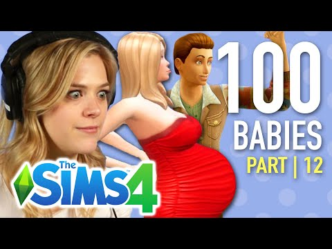 Single Girl Fears Her Evil Son In The Sims 4   Part 12
