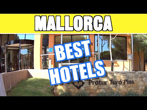 Top 10 Best Hotels In Mallorca - Checked In Real Life!